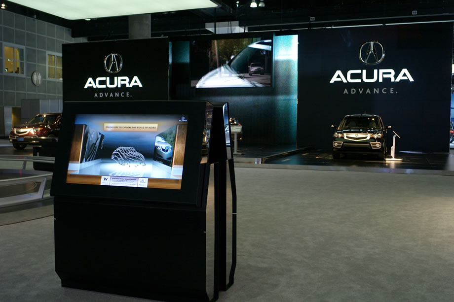 ACURA: CONNECTED LIVING
